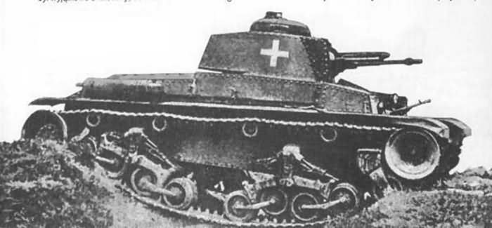 Panzer 35t tank 9