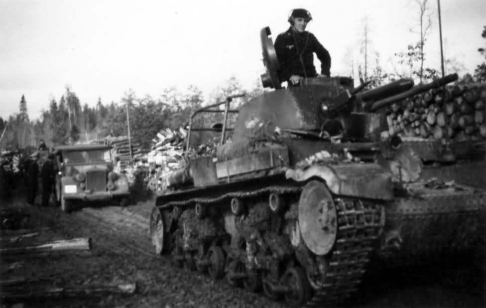 Panzerkampfwagen 35t