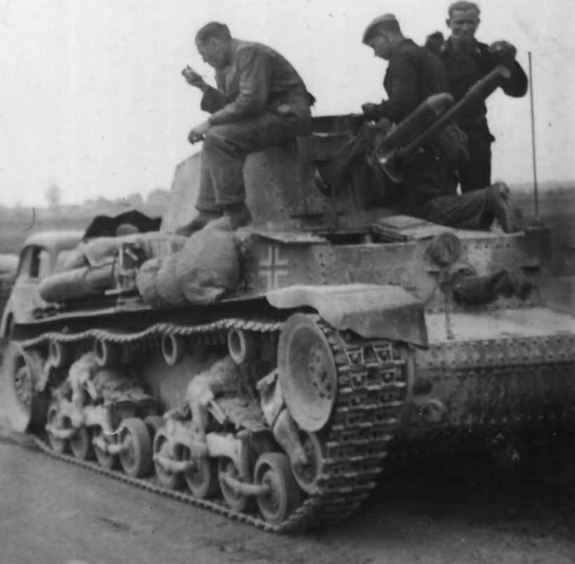 Pzkpfw 35 t tank 1941