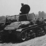 Pz.Kpfw. 35(t) modified as a Panzerbefehlspanzer 35(t) 1940
