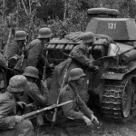 Panzer 35t number 131