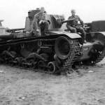 Skoda S III tank