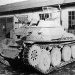 Aufklarungspanzer 38(t) SdKfz 140/1