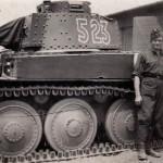 Hungarian Panzer 38t number 523 1941