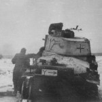 Panzer 38t number 112