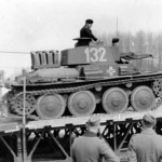 Panzer 38t number 132
