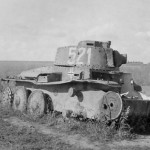 Panzer 38t number 521