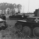 Panzer 38t number 611