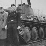 Panzer 38t tank number 515