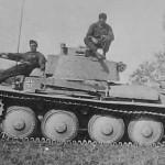Panzer 38t tank 12