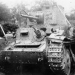 Early Panzer 38t tank 3