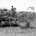 Command tank Panzer 38t tank 6