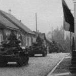 Panzer 38t tanks in Poland 1939