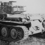 Panzer 38t turret number 521
