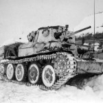 Panzer 38t winter camo