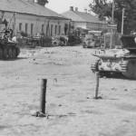 Panzer 38(t) tank 1941 near Stalingrad