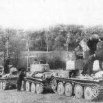 Panzer 38(t) tanks 213 123