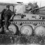 Light tank Panzer 38(t) 6