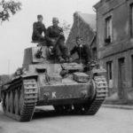 Panzer 38t France