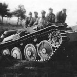 Panzer 38(t) chassis with Stadtgas
