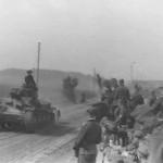 Panzer 38(t) with trailer – Eastern Front Dunaburg Pleskau 1941
