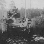 Panzer 38(t) of the 8th Panzer Division Lithuania June 1941