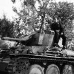 Panzer 38(t) tanks