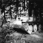 Panzer 38t world war ii tank