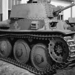 Panzerkampfwagen 38t tank