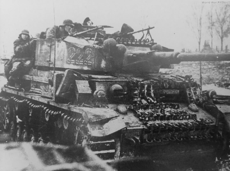 Panzer IV ausf.FI/G/ H - COBI Blocks from EU