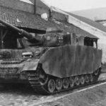 10 Panzer Div Frundsberg PzKpfw IV Ausf H