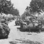 45th Division Troops Pass KOd Panzer IV G at Salerno