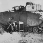 Panzer Ausf H of 3rd div