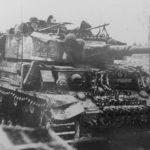 Panzer IV 222 Kurland1945