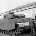 Panzer IV Ausf C schurzen