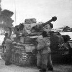 Panzer IV Ausf G Winterketten Ostfront 1943