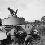Panzer IV Ausf G rear