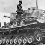 Panzer IV Ausf H 604
