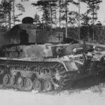 Panzer IV Ausf H EF North 1944