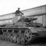 Panzer IV E 92