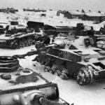 Panzer IV near Stalingrad Winter of 1943