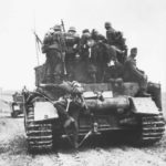 Panzer IV with Ostketten