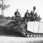 Up armoured Panzer IV