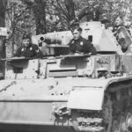 Uparmoured Panzer IV Ausf D