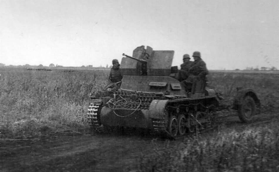 Panzerkampfwagen I