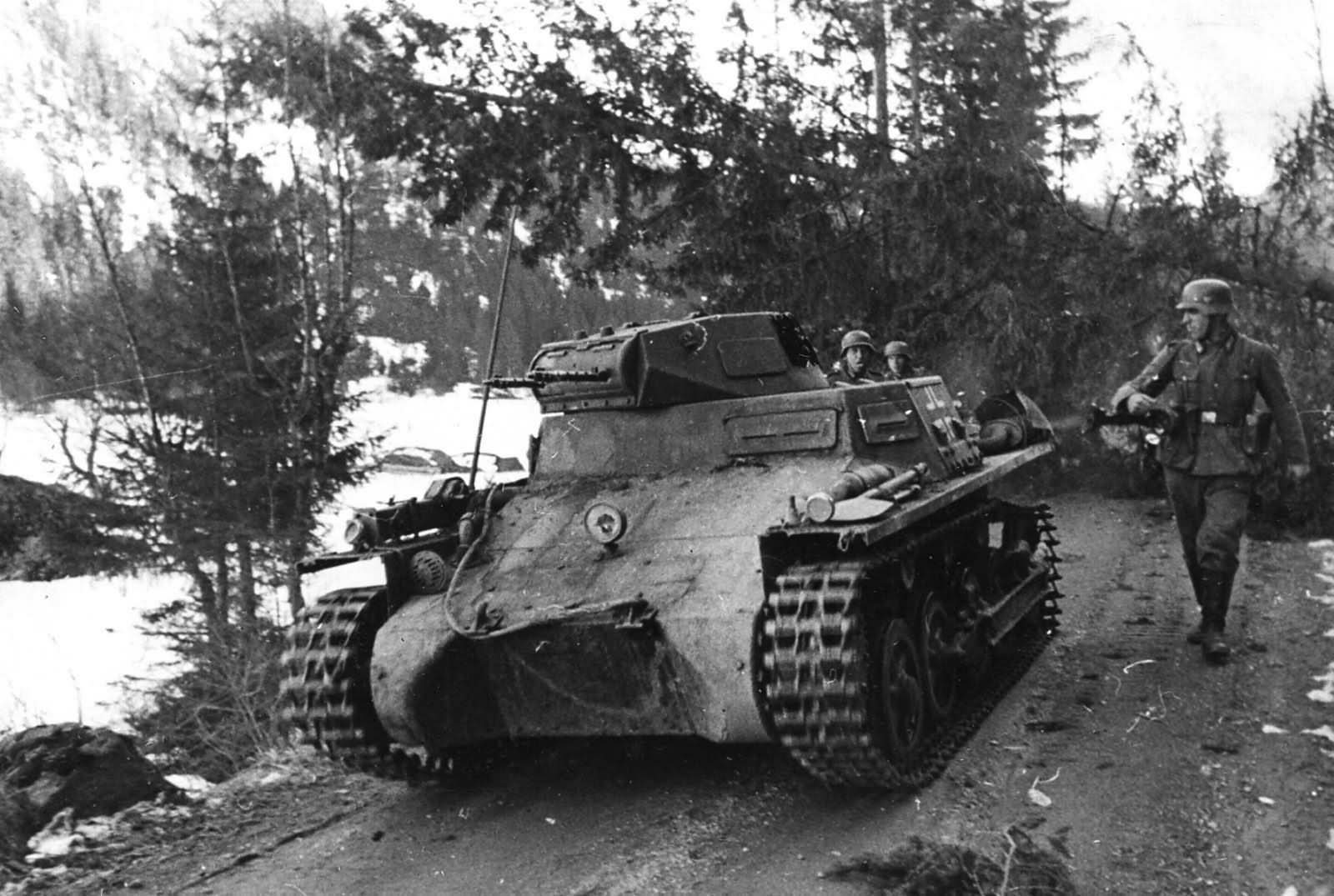 Image result for PANZER 1 TANK
