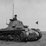 Befehlspanzer I Ausf A