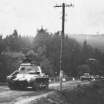 Befehlspanzer I Beskidy Poland 1939
