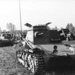 Befehlspanzer I Poland Campaign
