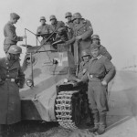 Befehlspanzer I September 1939